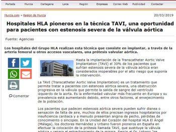 TAVI-murcia.com